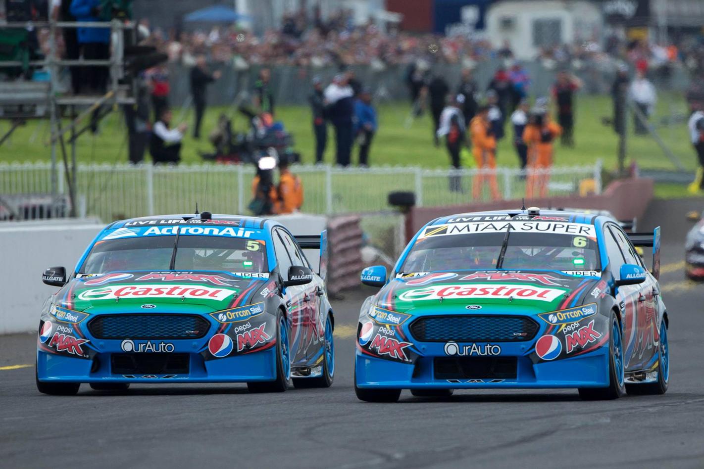V8 Supercars Bathurst 1000