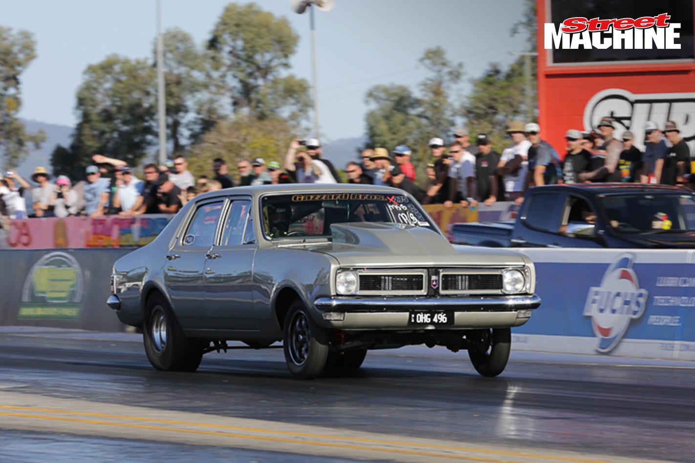 HG Holden Drag 3082 Nw