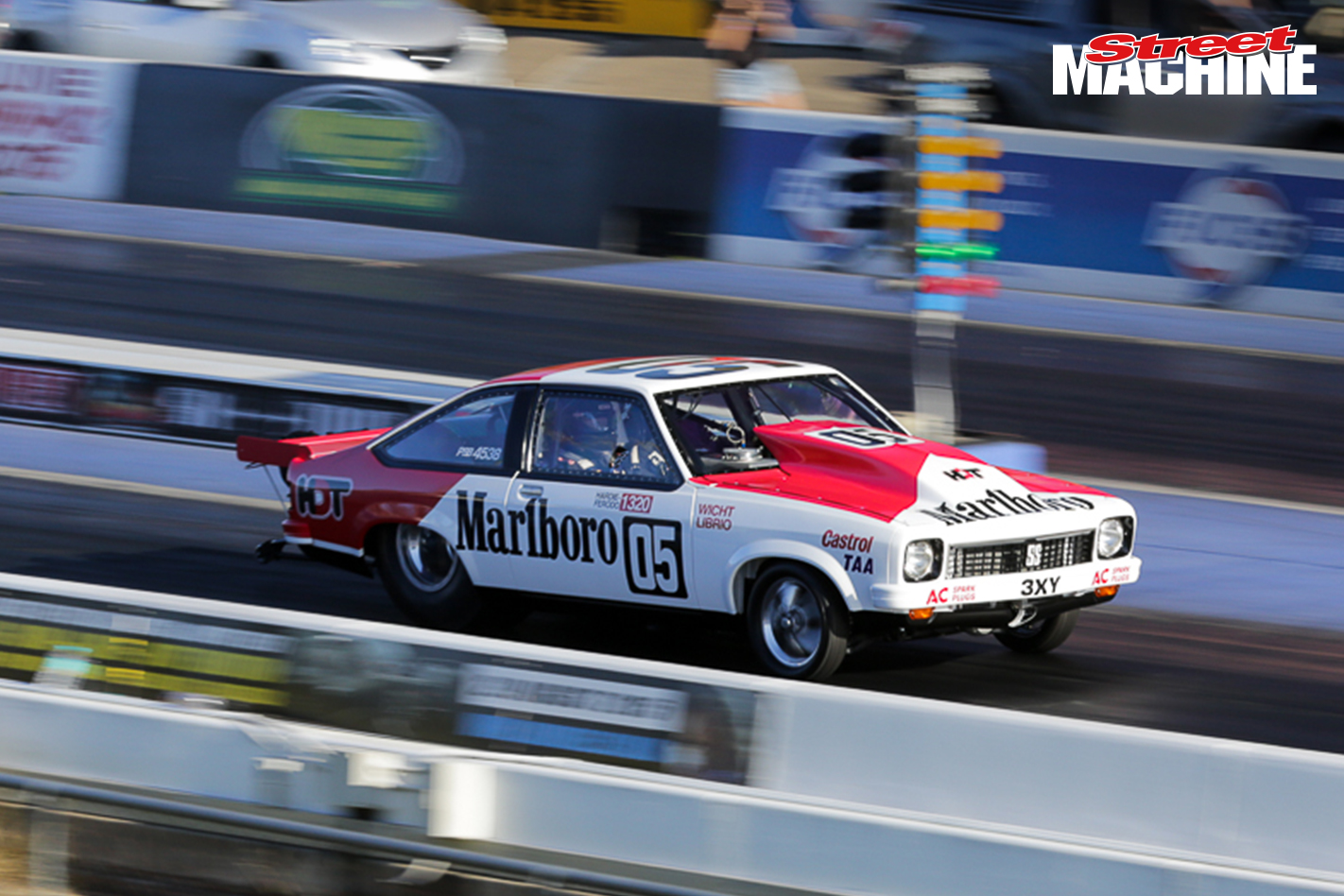 LX Torana Hatch Drag Race 3184 Nw