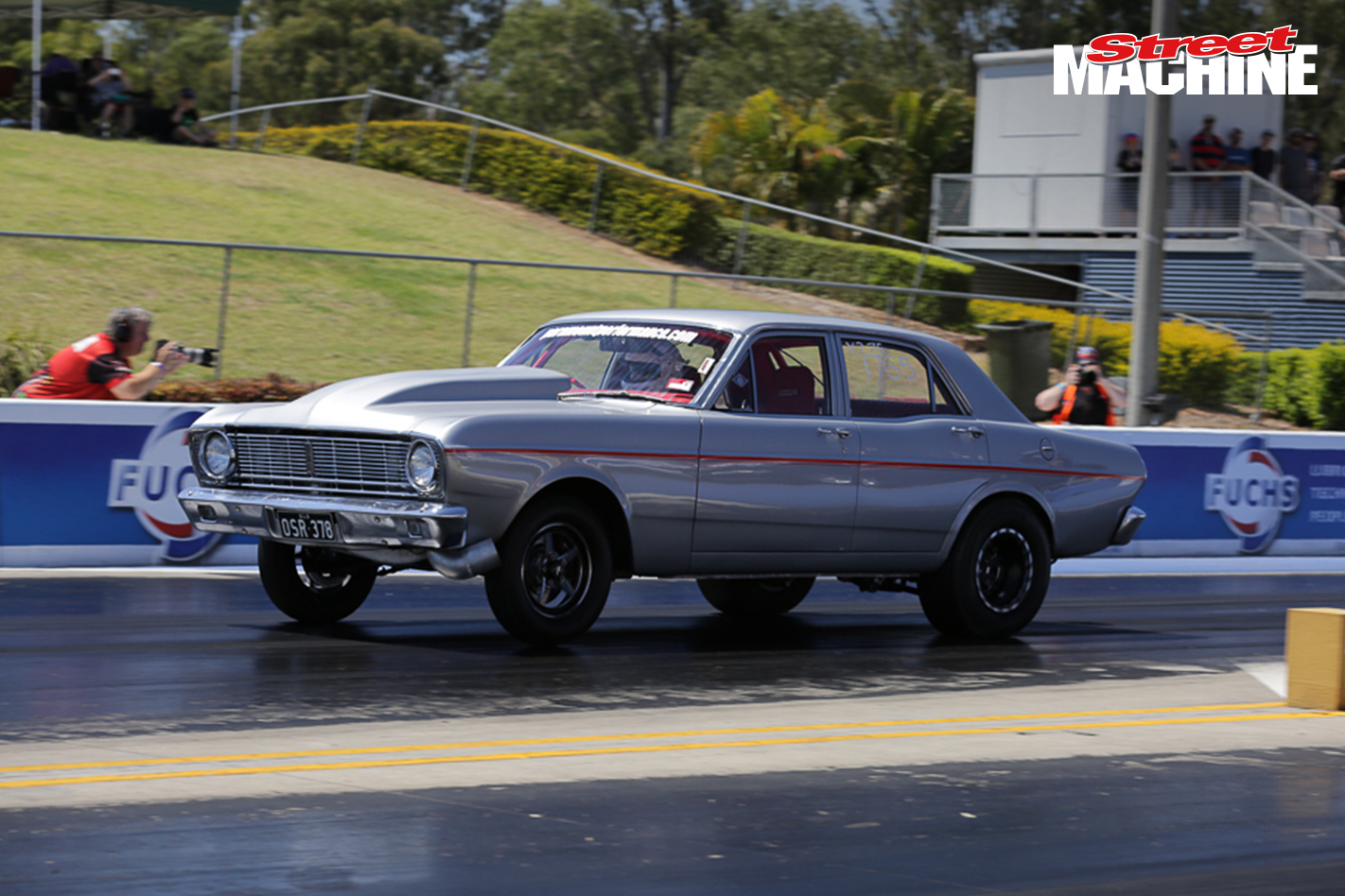 XY Falcon Drag Car 2819 Nw