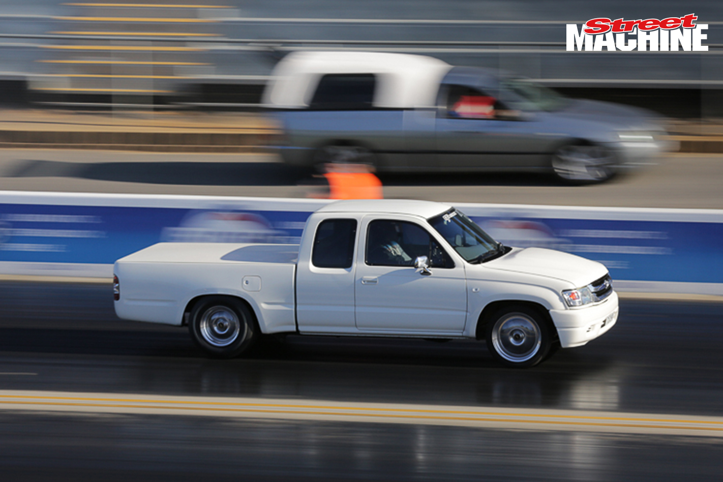 Toyota Hilux Drag Car Nw