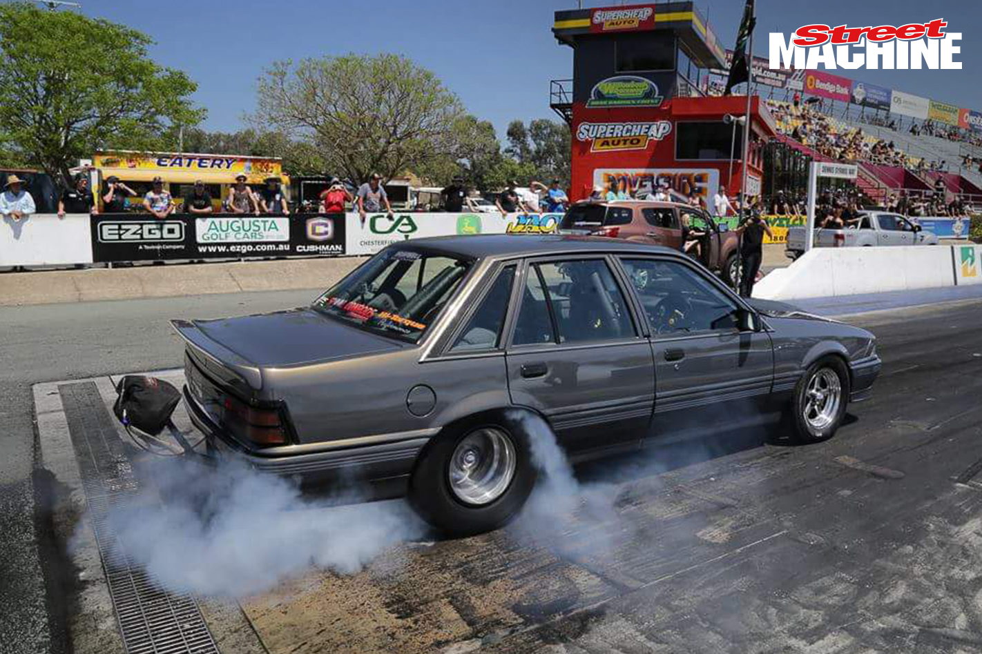 VL Commodore Turbo Drag Car Nw