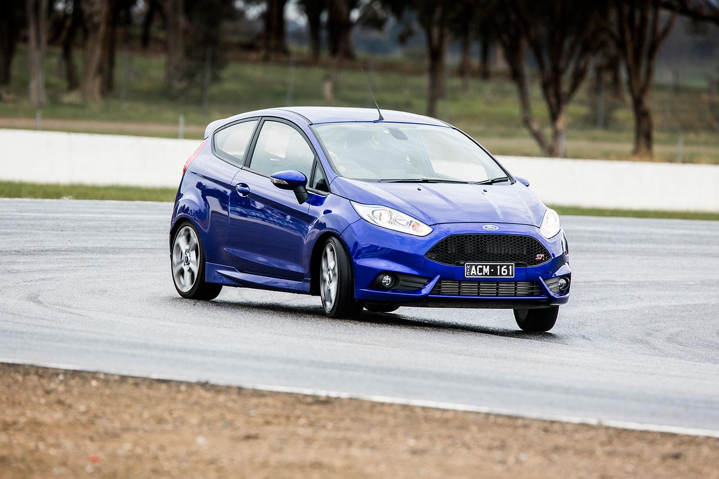 Ford -Fiesta -ST