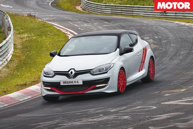 Renault megane 275 trophy-r