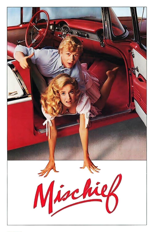 Mischief 1985 Cover