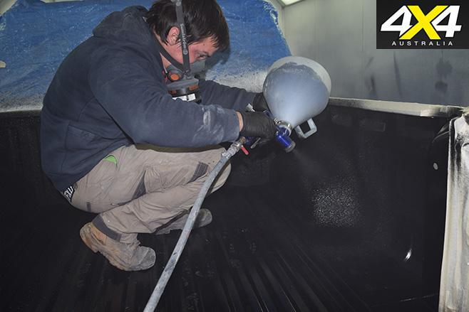 Speedliner tub liner 3