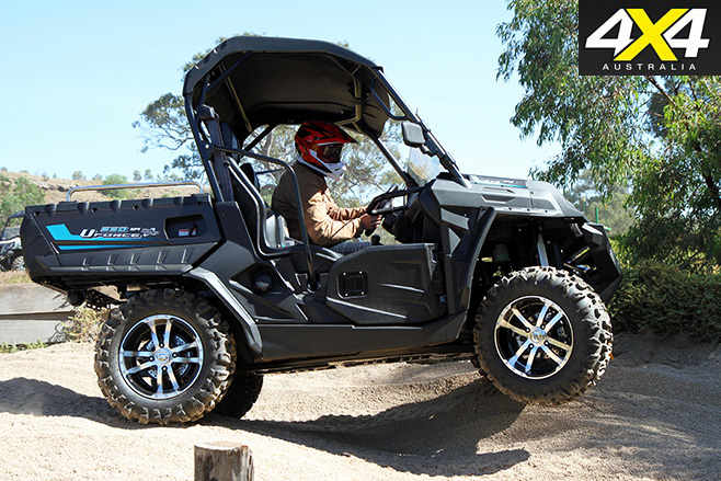 Product test | CFMoto X550 ATV and U550 UTV