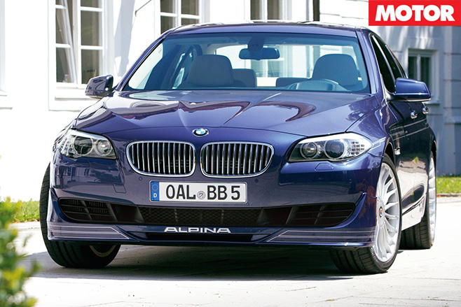 Alpina -BMW B4 bi turbo coupe b5