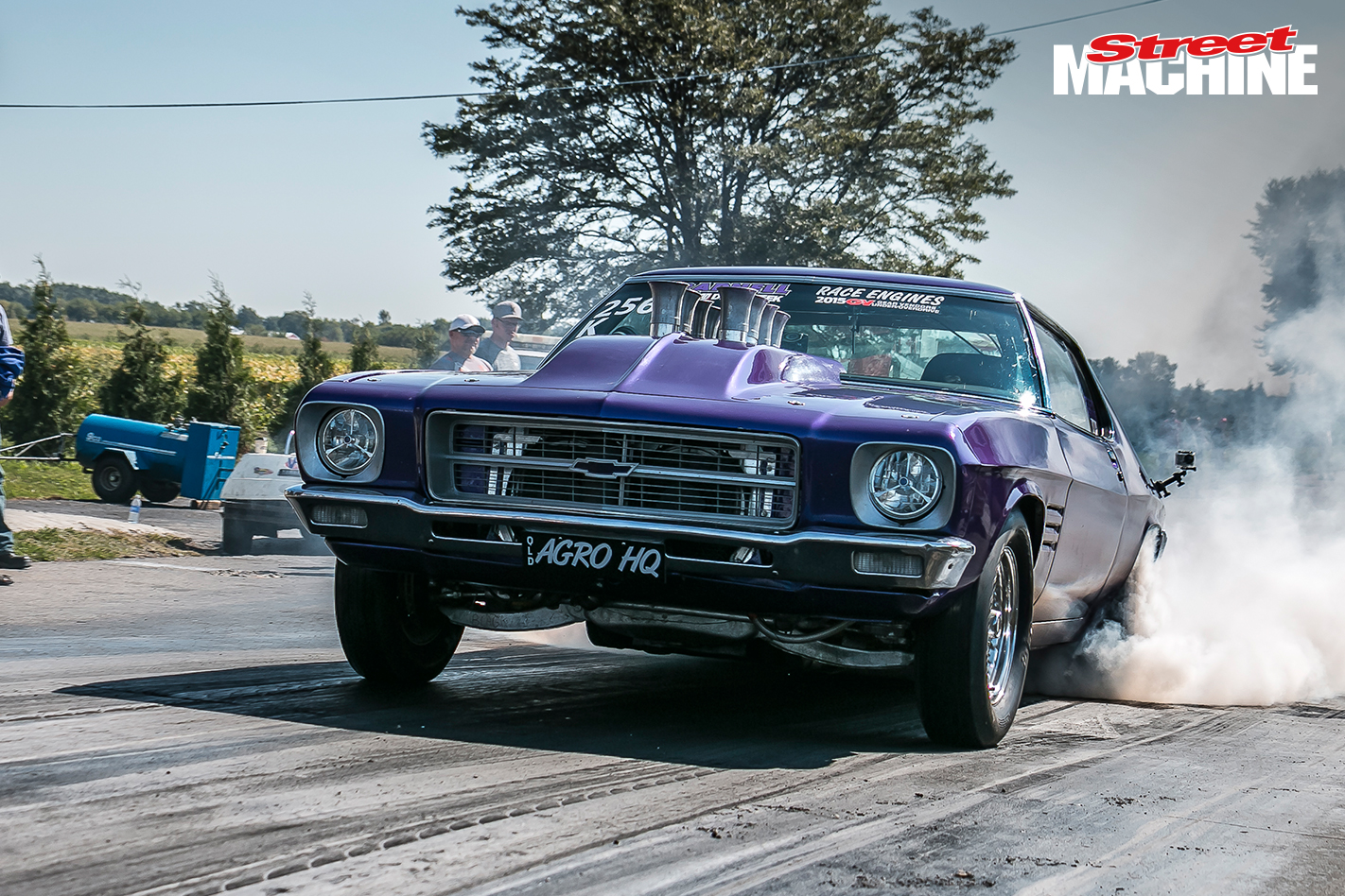 Drag Week HQ Monaro