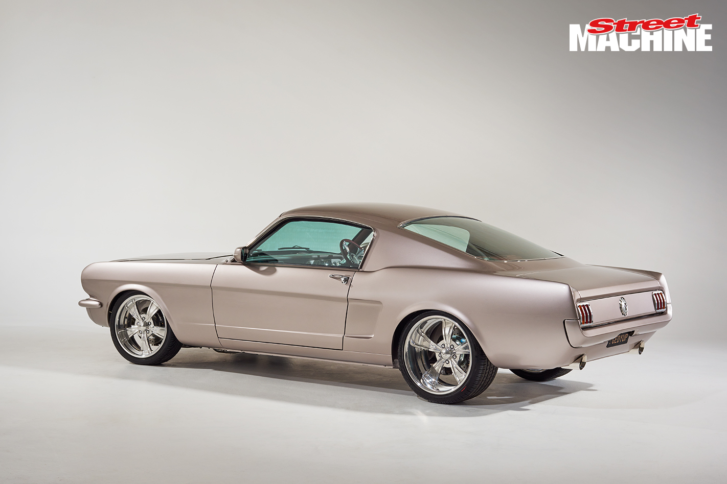 Ford Mustang GEDYUP