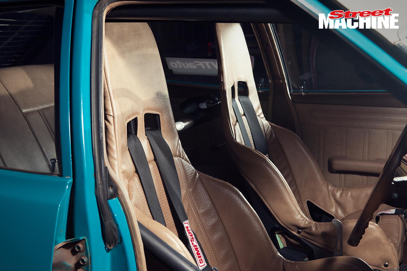 Ford XA Falcon Turbo 4 Nw