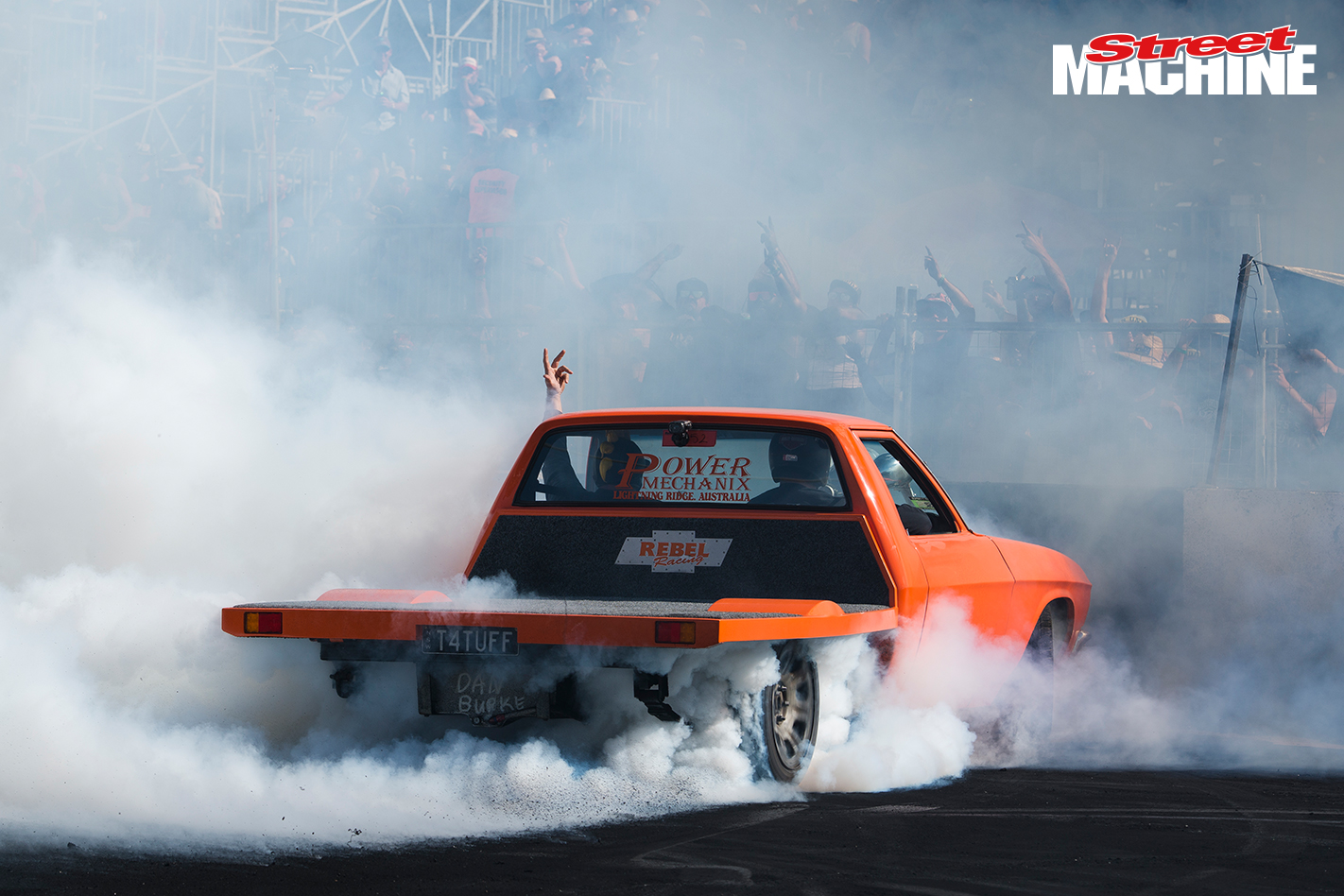 HQ One Tonner Burnout