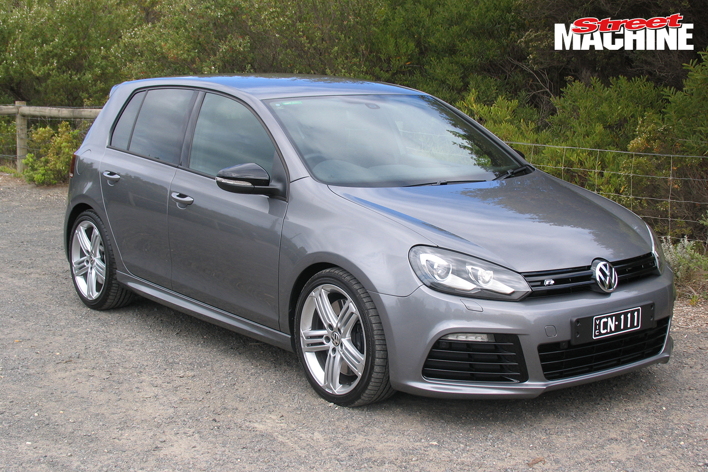 VW Golf R Bailey Bros Nw