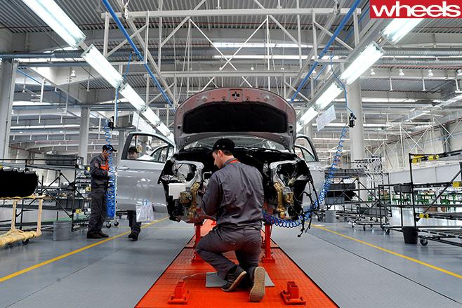 Car -manufacturing