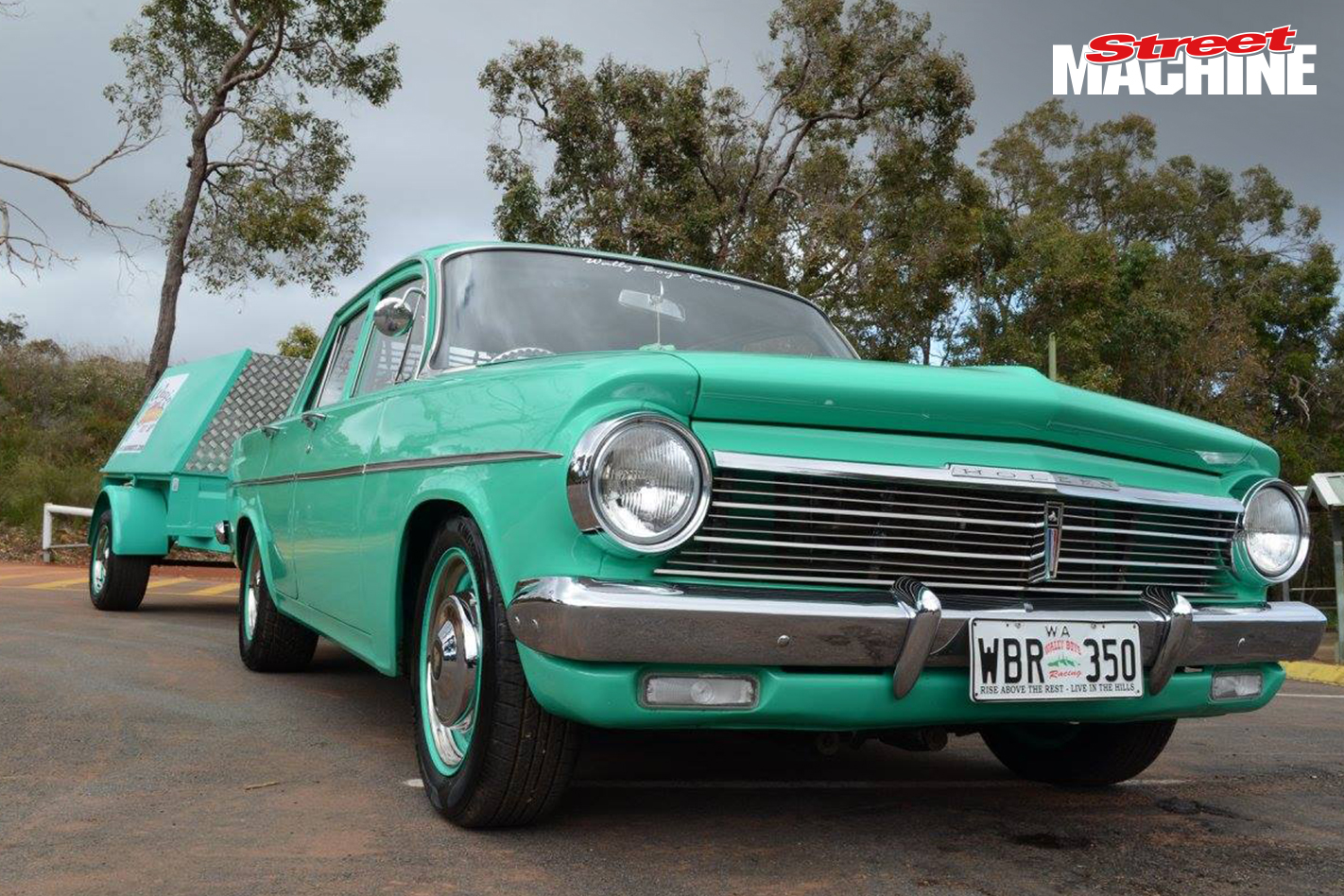 EH Holden Drag Challenge 6 Nw