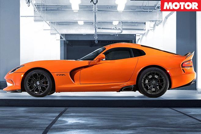 Dodge viper 2