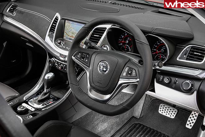HSV-R8-interior