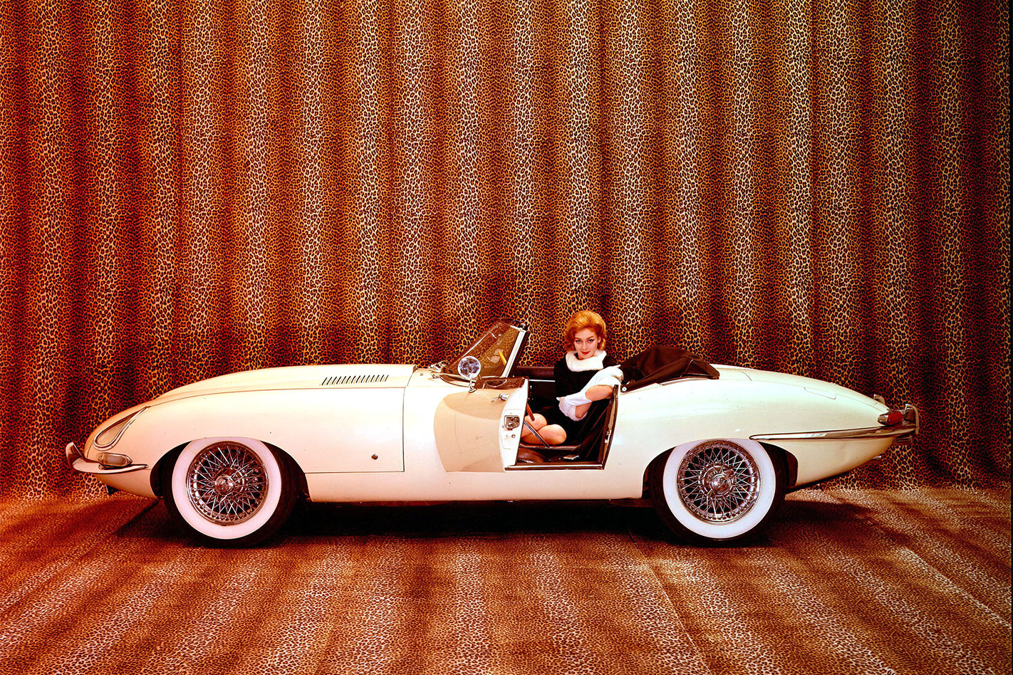 Jaguar -E-Type -Roadster