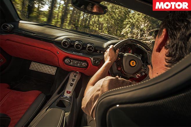 Ferrari F12 Berlinetta 7