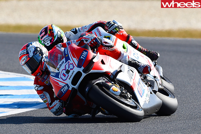 Andrea -Dovizioso -corner -motogp