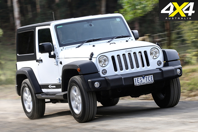 Magnusson -supercharged -Jeep -JK-front