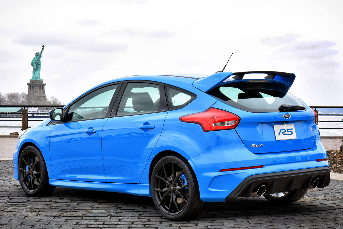 Ford -Focus -RS-rear