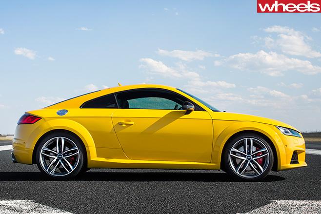 Audi -TTS-side