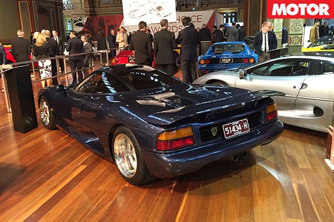 Jaguar -XJR-15-rear