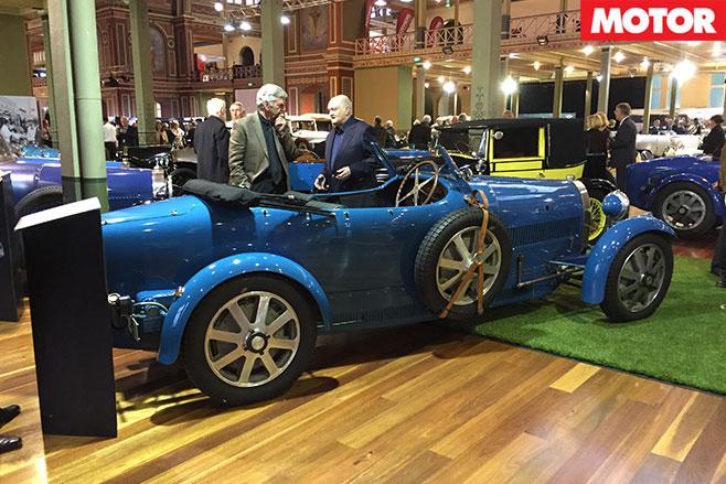 Bugatti -Type -37