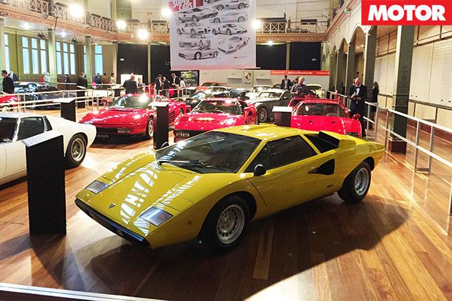 Lamborghini -Countach -LP400