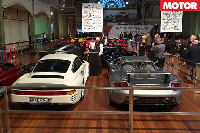 Porsche -959-and -Carrera -GT