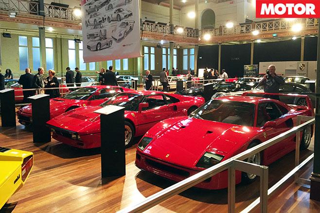 Ferrari -F40-and -288-GTO