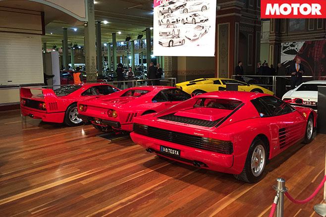 Ferrari -F40-and -288-GTO-and -Testarossa