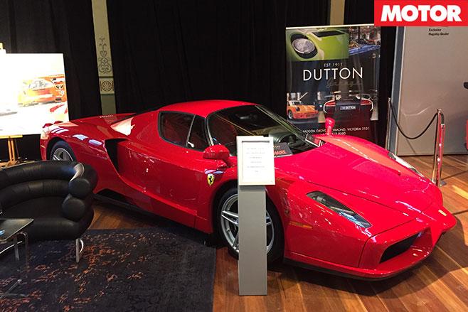 Ferrari -Enzo