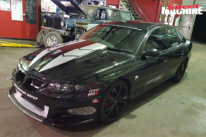 VT11 gto style alloy