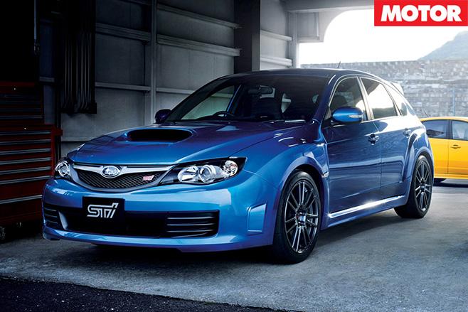 2009-Subaru -Impreza -WRX-STi -Spec -C