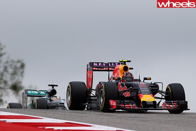 Formula -1-USA-Red -Bull -driver -Daniel -Ricciardo