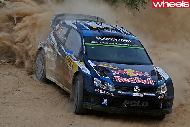 Ogier -in -WRC