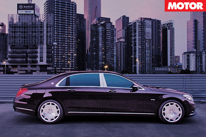 Mercedes -Maybach -S600-side