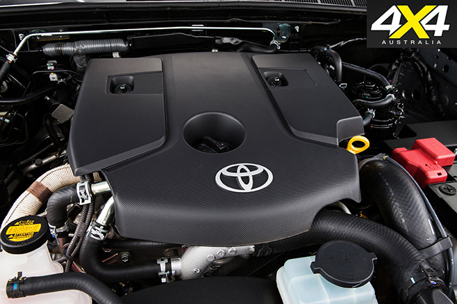 Toyota Fortuner engine review