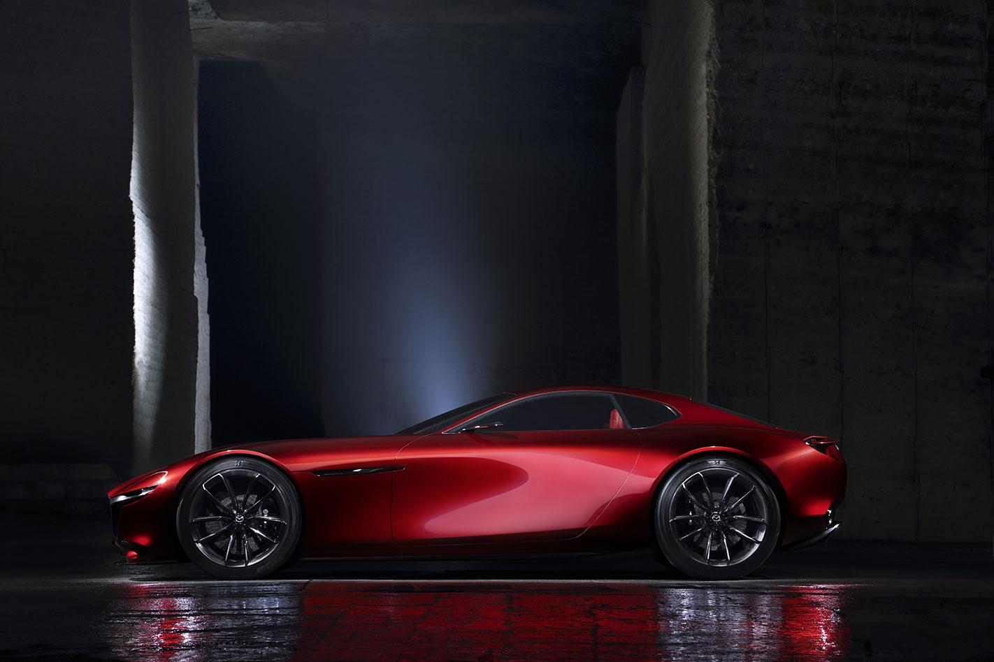 Mazda -RX-Vision -profile
