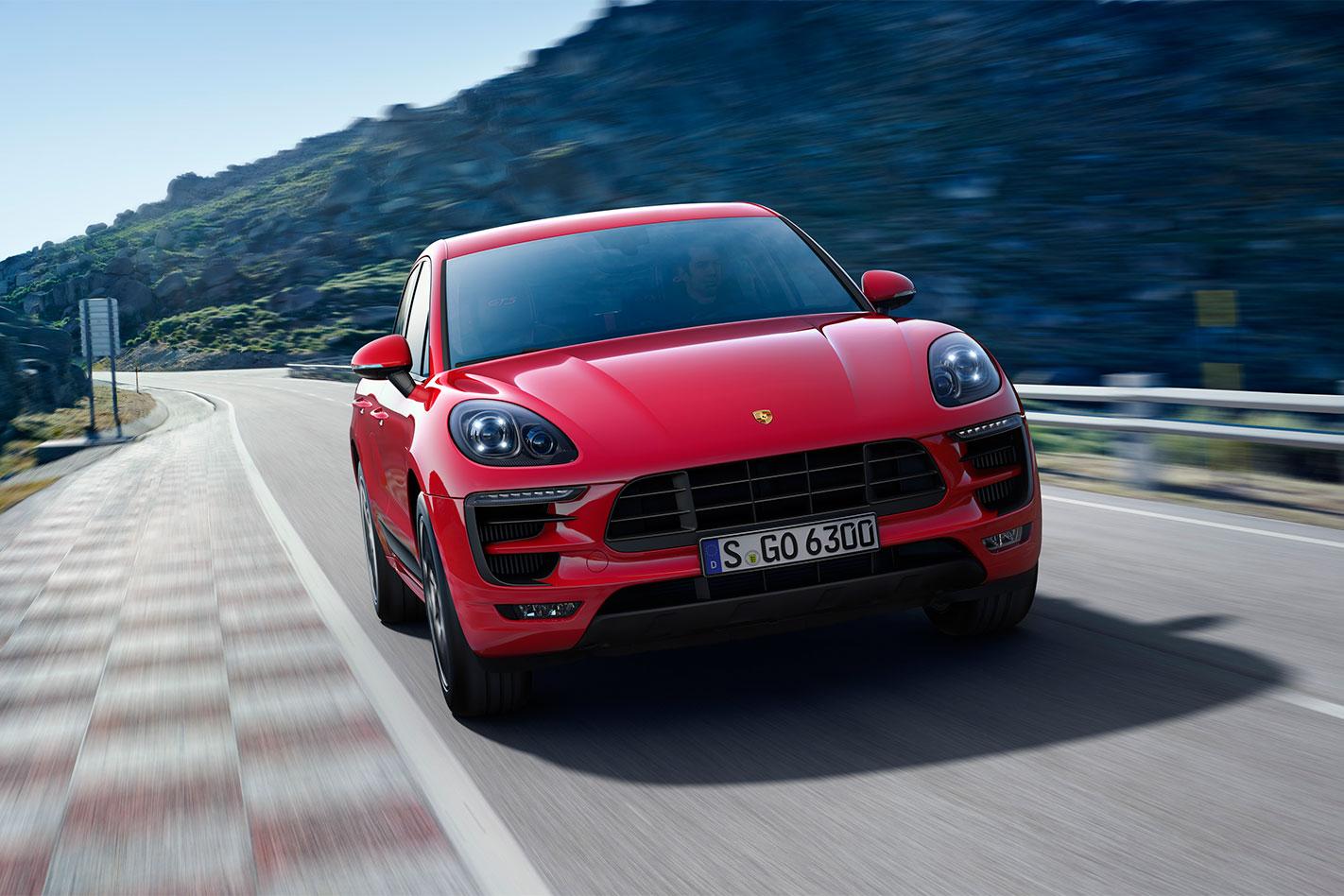 Porsche -Macan -GTS-front