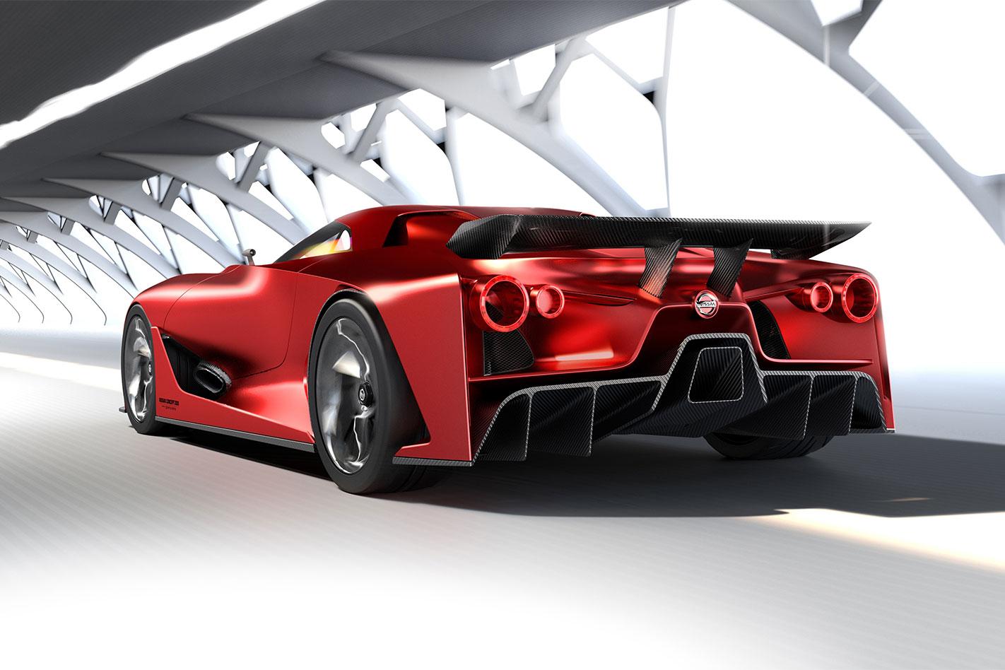 Nissan -Vision -Gran -Turismo -rear