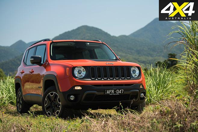 Jeep renegade 2015 still