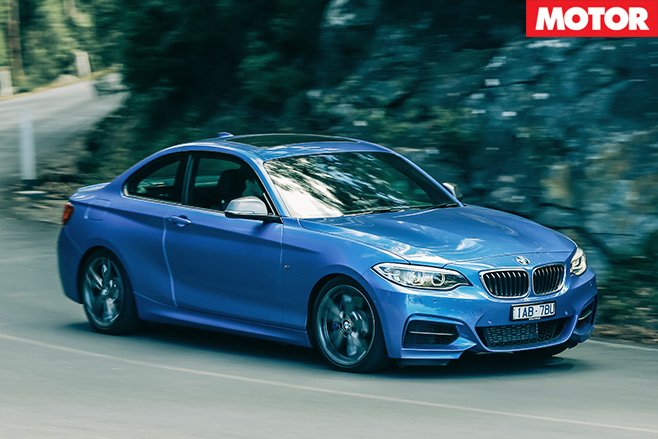 BMW M235i review  MOTOR