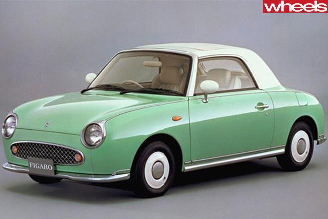 Nissan -Figaro