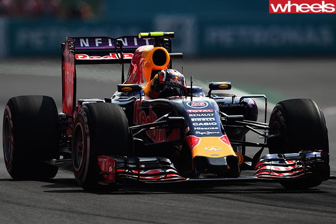 Red -Bull -F1-Car -Racing