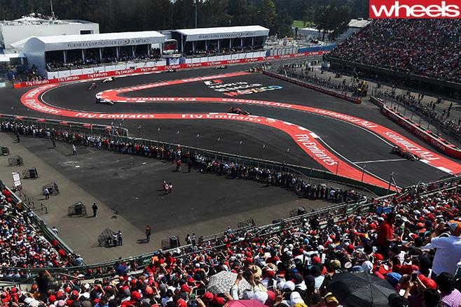 Autodromo -Hermanos -Rodriguez -F1-circuit -in -Mexico
