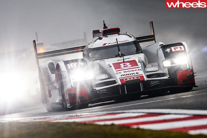 Audi -car -racing -in -motorsport