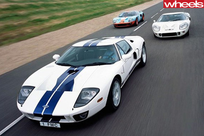 Ford -GT